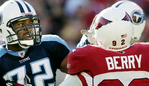 The Tennessee Titans will host the Arizona Cardinals in Week 1!
