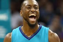 NBA Trade Rumors: Hornets Could Offer Kemba Walker, Jeremy Lamb, Draft Pick To Spurs For Kawhi Leonard, Per 'FanSided'