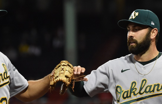 If the Oakland A's relocate, could it be to Nashville?