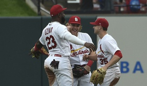 The St Louis Cardinals Get Important Sweep Of The Brewers.