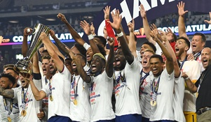 USA soccer ranked in FIFA's top-10 for the first time in 15 years!