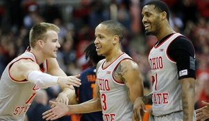 No.19 Ohio State Comes From Behind to Beat No.23 Illinois.