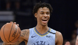 Ja Morant is the Rookie of the Year in the NBA and it's not even close