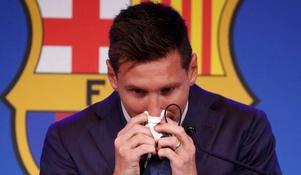 Sportsblog newsletter 8/9: Adios Messi!