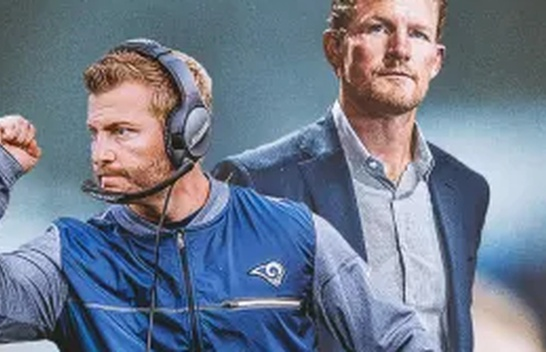 Rams extend Sean McVay and Les Snead through 2023