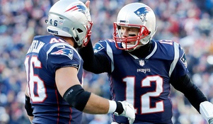 Brady Picks Apart Chargers, Patriots Head To Eighth Straight AFC Championship Game