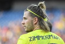 Nashville SC: Walker Zimmerman cleared to return this weekend