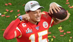 Do the Chiefs have the cap space to compete with Mahomes signing the record-breaking deal?