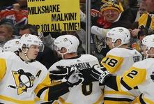 Penguins Top Oilers once Again