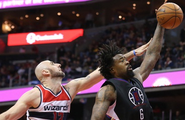Does Marcin Gortat Trade Signal End of DeAndre Jordan's Time With Clippers?