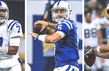 Indianapolis Colts 53-Man Roster Prediction: Quarterback