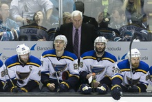 St.Louis Blues:  Will the coaching structure lead them to the Stanley Cup?