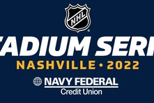 Nissan Stadium will host its first outdoor hockey game in 2022!