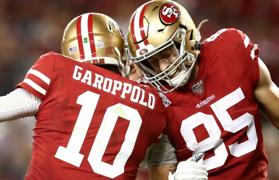 49ers Should Still Rule The West