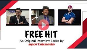 "Sportskeeda to launch an original interview series ""Free Hit"" with Sourav Ganguly, Kapil Dev, and Yuvraj Singh"