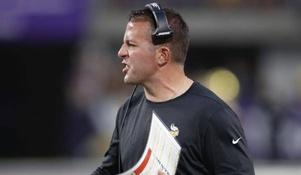 Vikings Fire Offensive Coordinator John DeFilippo Following Loss to Seahawks