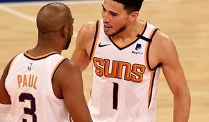 Phoenix Suns looking to take Game 5