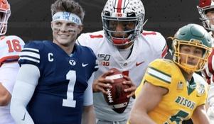 Fuller's 2021 NFL Draft Big Board 1.0 - Pre-Combine