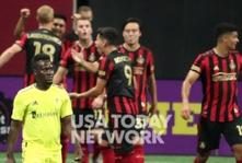 Three takeaways as Nashville SC is blanked by Atlanta United