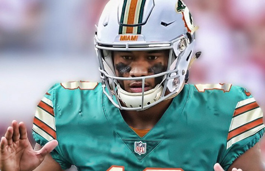 Dolphins Make the Right Move Drafting Tua