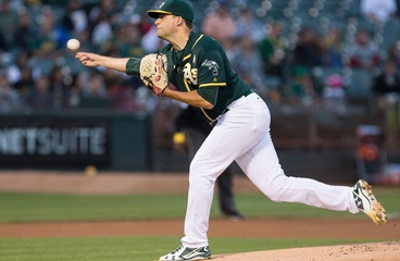 A's 5th Starter Spot Will Be Subject to Change