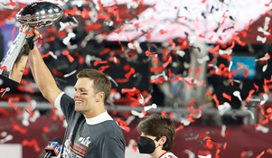 The Tampa Bay Buccaneers are Super Bowl Champions.