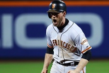 Gillaspie, Bumgarner Heroic in Giants' Victory