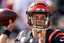 Bengals' QB Joe Burrow on 'voice rest' after throat contusion