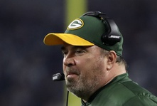 Mike McCarthy is the new head coach of the Dallas Cowboys.
