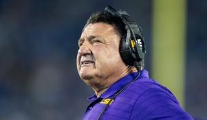 Sportsblog newsletter 10/18: Gawn Tiger... Coach O leaving LSU