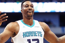 Dwight Howard Expected To Sign With Wizards Upon Clearing Waivers on July 6th