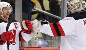 Devils Top Penguins