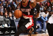 NBA Player of the Night Dame Lillard