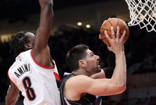 NBA Player of the Night Nikola Vucevic