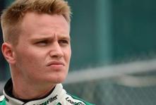 Justin Haley Wins Rain-Shortened Daytona Race