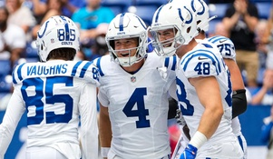 Three Position Battles Colts Need To Decide Week Two