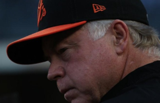 A brutal weekend for the Orioles