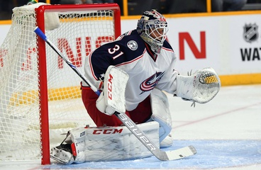 Columbus Blue Jackets make right move by calling up Anton Forsberg