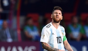 OMG! Lionel Messi is actually leaving FC Barcelona