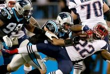 Carolina Panthers at New England Patriots