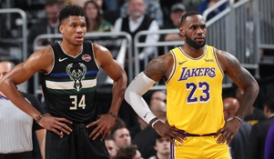 Why The Hiatus Strengthens The Chance of a Lakers-Bucks NBA Finals