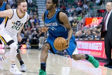 Night Time Reading: Big Night For the Timberwolves