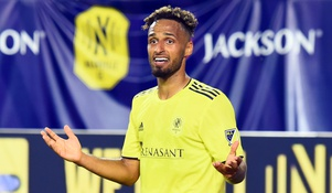 Hany Mukhtar solidifies his position as best goalscorer for Nashville SC