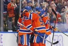Edmonton Oilers off to Sizzling Start
