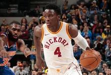 NBA Player of the Night Victor Oladipo