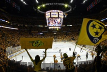 Smashville, Home of the Best Fans in the NHL