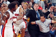 THROWBACK THURSDAY: The Malice at the Palace