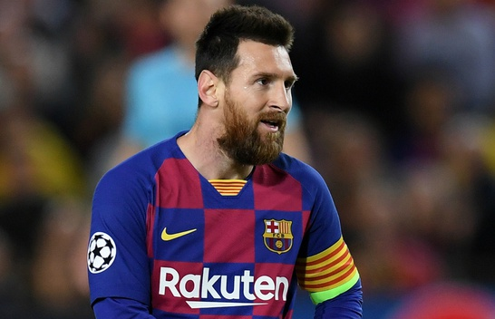 There are only two clubs that can and will to sign Lionel Messi
