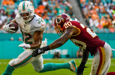 Miami Dolphins trade Kenyan Drake to Arizona