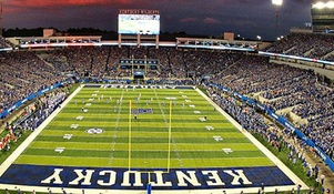 The New Kentucky Football